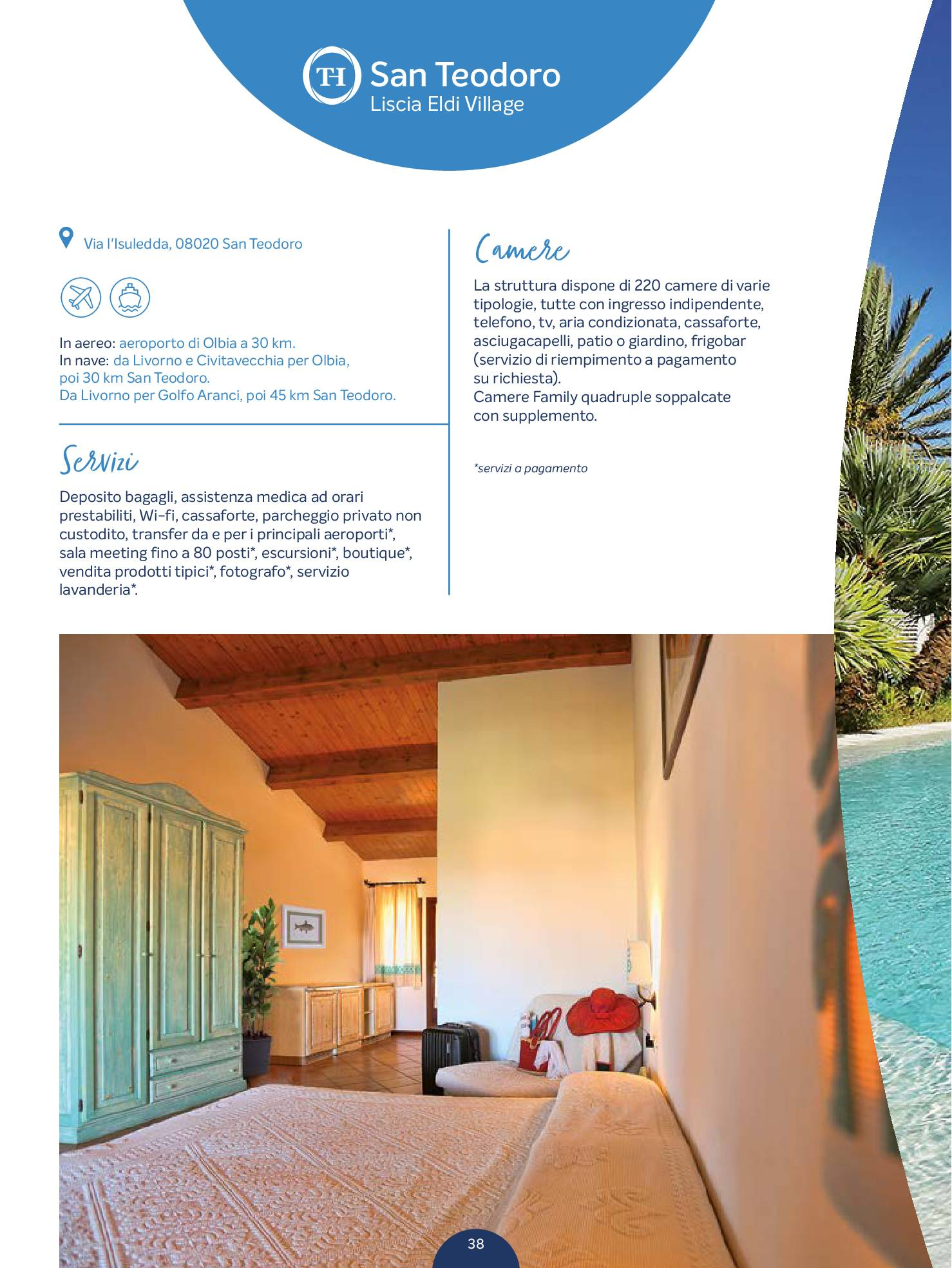 Nuovo catalogo estate TH Resorts Thresorts catalogo sfogliabile interattivo